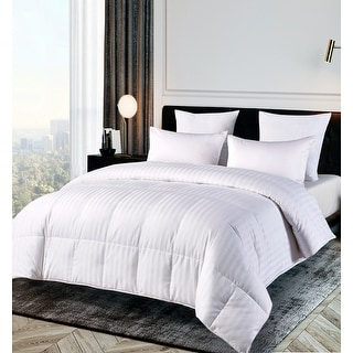 Link to Hotel Grand Oversized Luxury 500TC Down Alternative Comforter Similar Items in Comforters & Duvet Inserts