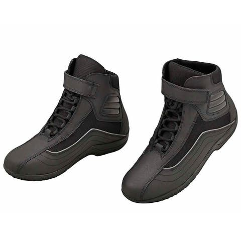 WICKED STOCK JAM Mens Touring Casual Sport Boots