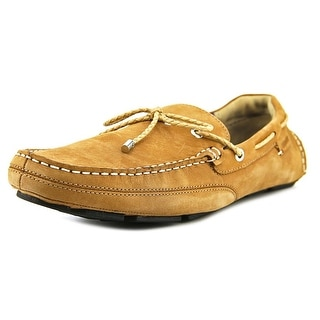 Sebago Kedge Tie Round Toe Leather Loafer