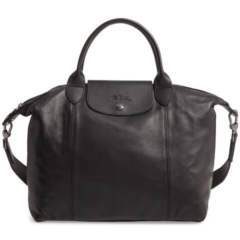 LongChamp Womens Le Pliage Handbag Medium