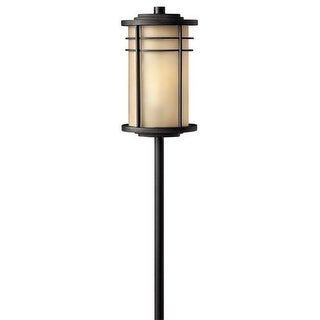 Hinkley Lighting H1516 12v 18w Cast Aluminum Path Light from the Ledgewood Collection