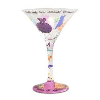 Lolita Love My Martini Glass, Always a Bridesmaid - Multi-color