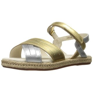 Kids Ugg Girls addilyn Ankle Strap Slide Sandals