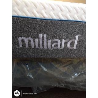 Milliard Medium-firm 10-inch Memory Foam Mattress