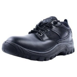 Ridge Outdoors Shoes Mens Nighthawk Oxford Lace Up Black 2001