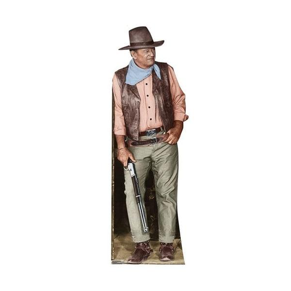 75 x 24 in. John Wayne - Collectors Edition Cardboard Standup
