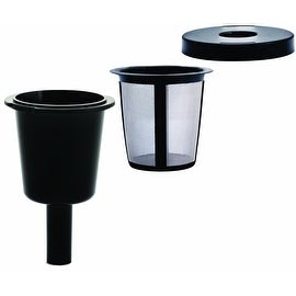 Medelco RK-101 Universal Reusable Single Cup Coffee Filter System