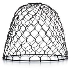"- Metal Chickenwire Dome Lampshade 10""X8.25"""