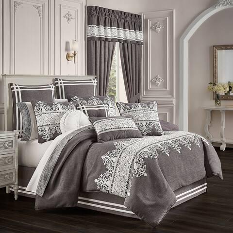 Five Queens Court Florence Comforter Set