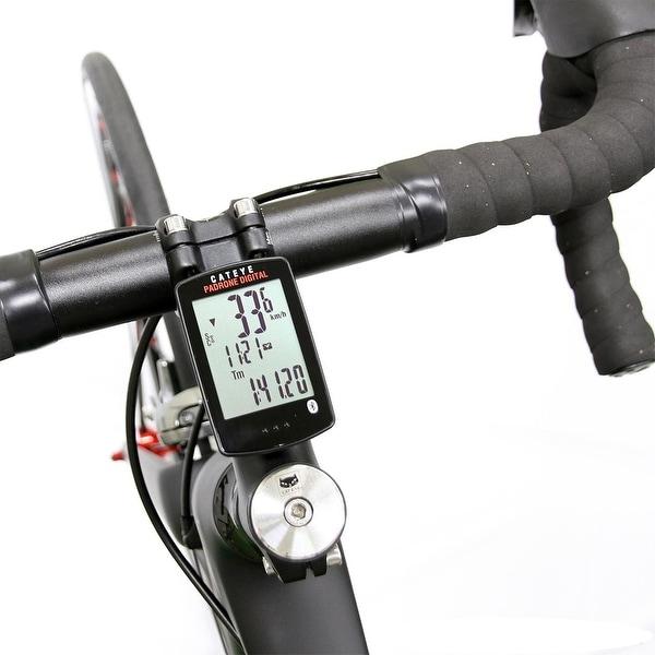 CATEYE Bicycle Wireless Digital Computer Bike PADRONE Speedometer Black