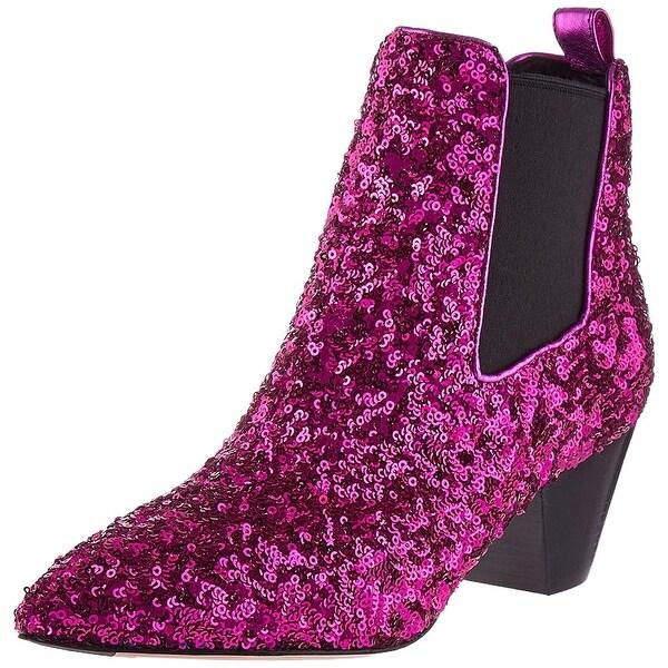 Marc Jacobs Womens kim Closed Toe Mid-Calf Fashion Boots - 6.5