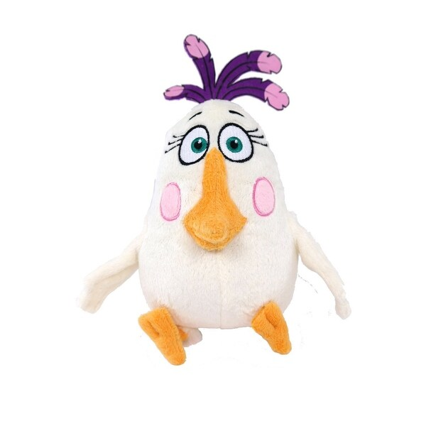 "Angry Birds Movie 7"" Plush: Matilda - multi"