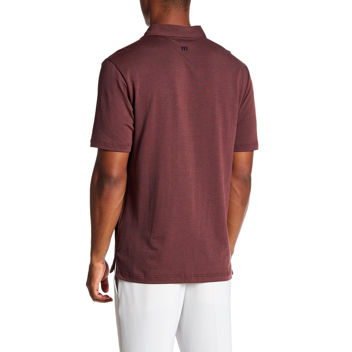 bcaf44a8e Shop TRAVIS MATHEW NEW Red Mens Size Small S Surs Slim Fit Golf Polo Shirt  - Free Shipping On Orders Over $45 - Overstock - 20711662