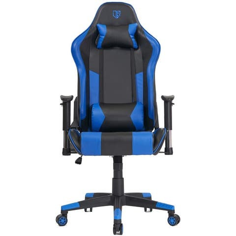 Ergonomic PVC Leather Office Computer Desk Chair Gaming Chair