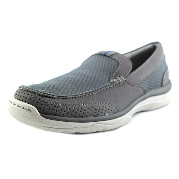 Clarks Narrative Marus Step Men Round Toe Synthetic Loafer