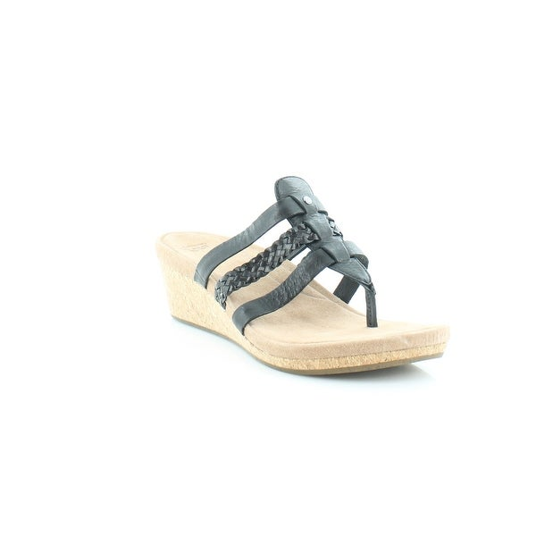 80327a05419 Shop UGG Maddie Women's Sandals Blk - Free Shipping On Orders Over ...