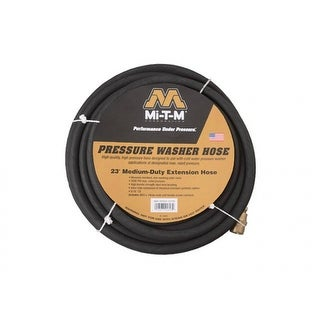 Mi-T-MA AW-0050-0176 Pressure Washer Extension Hose, 23'