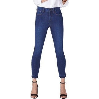 Link to NYDJ Womens Ami Jeans Skinny Ankle Similar Items in Women's Plus-Size Clothing
