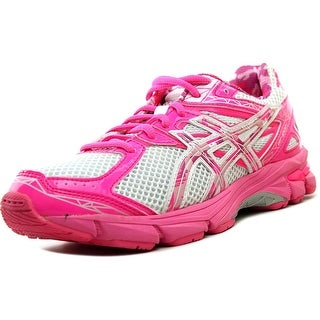 Asics Gel-1000 3 GS Youth Round Toe Synthetic Pink Running Shoe