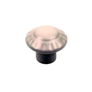 Century 51027 Alps 1-3/8 Inch Diameter Mushroom Cabinet Knob