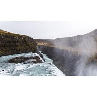 River & Waterfall Photograph Unframed Fine Art Print