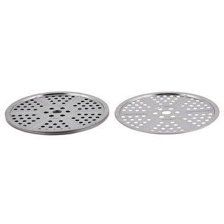 Canteen Stainless Steel Cooking Baking Pot Pan Stockpot Steamer Rack Plate 5 Pcs