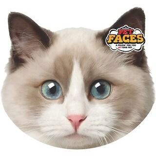 Pet Face Pillows-Ragdoll