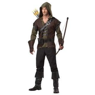 Robin Hood Costume Adult