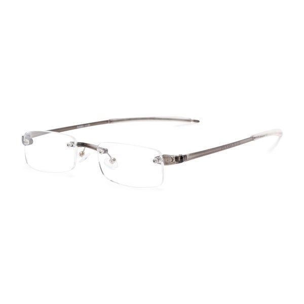 Readers.com The Beau Rectangle Reading Glasses. Opens flyout.