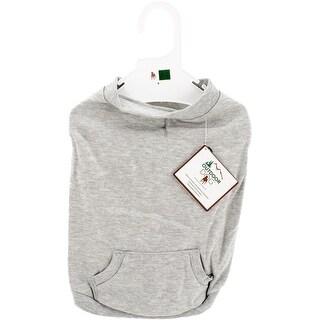 Gray Extra Large - Fashion Pet Sweatshirt