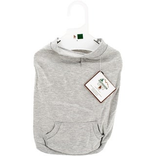 Gray Large - Fashion Pet Sweatshirt