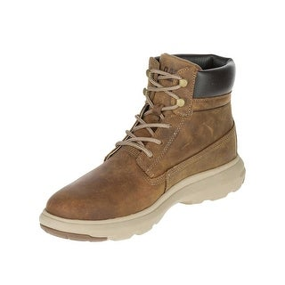 Caterpillar Mens Awe Boots in Beige