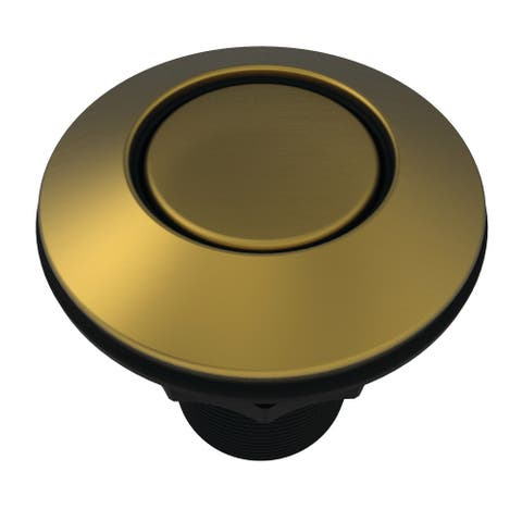 Newport Brass 111 Soft Touch Air Activated Disposer Switch from the 940 Series