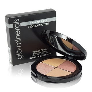 glominerals Shimmer Brick, Lustre, 0.26 Ounce