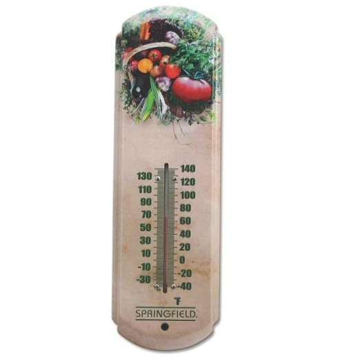 """Taylor 98128 Thermometer Tomato, 17"""""""