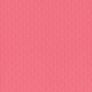 """Bazzill Dotted Swiss Cardstock 12""""X12""""-Coral Reef"""