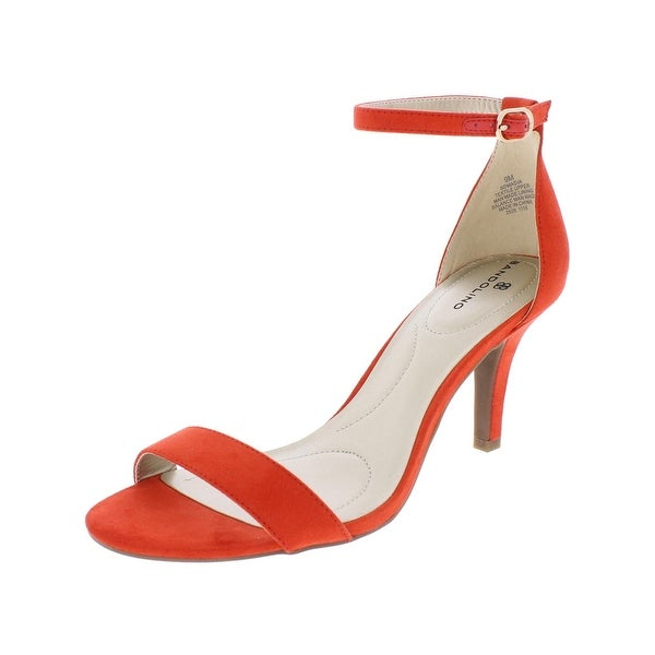 08a648671020 Shop Bandolino Womens Madia Dress Sandals Solid Pumps - On Sale ...