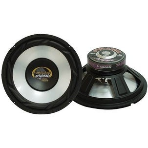 6.5'' High Power White Injected P.P. Cone Woofer