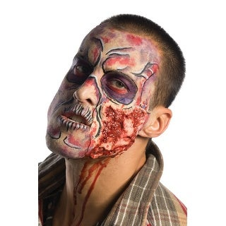 Rubies The Walking Dead Deluxe Zombie Make-Up Kit - Multi