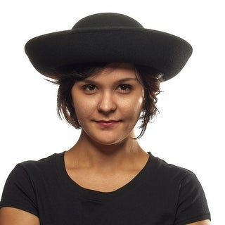 Charismatic Lady Stylish Wool Hat