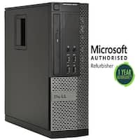 Dell OPT9010 SFF, intel i7 3770, 16GB, 1TB, 120GB SSD, W10 Pro