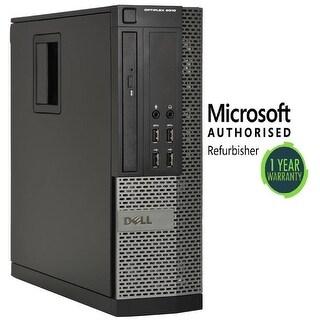 Dell OPT9010 SFF, intel i7 3770, 16GB, 1TB, 120GB SSD, W10 Pro