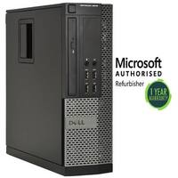Dell Opt9010 SFF, intel i5 3470 3.2GHz, 32GB, 1TB, 120GB SSD, W10 Pro