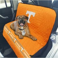 Pets First Collegiate Tennessee Volunteers Pet Car Seat Cover