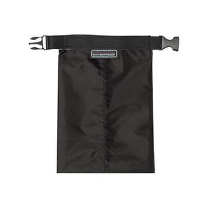 Seam-Sealed Ripstop Pouch - Black - One Size