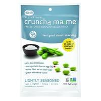 Eda-Zen Cruncha Ma Me - Lightly Seasoned - .7 oz - Case of 8