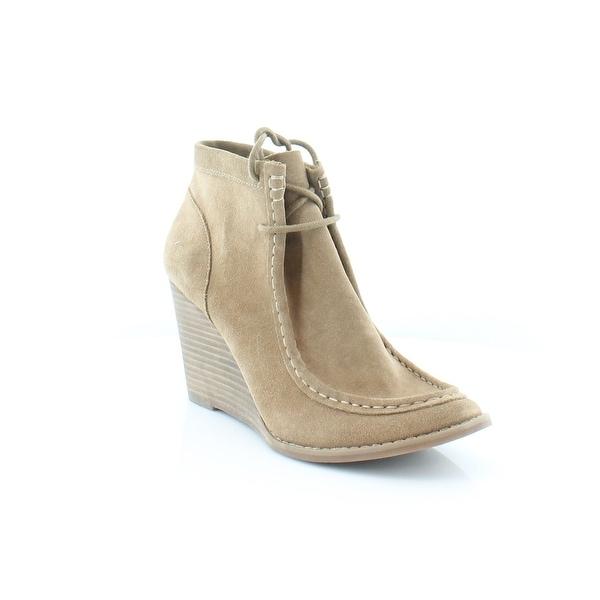Lucky Brand Ysabel Women's Boots Sesame