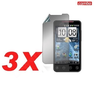 Sprint Generic Combo Screen Protector for HTC EVO 4G Sprint  (Clear)