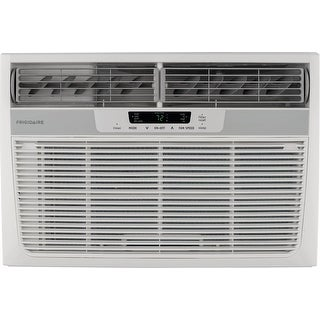Frigidaire FFRH0822R1  8000 BTU 115 Volt Window Air Conditioner with 3500 BTU Heater and Remote Control - White