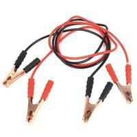 Unique Bargains Car Circle Terminals Wire Alligator Clamps Battery Booster Cable 3000A 2 Pcs